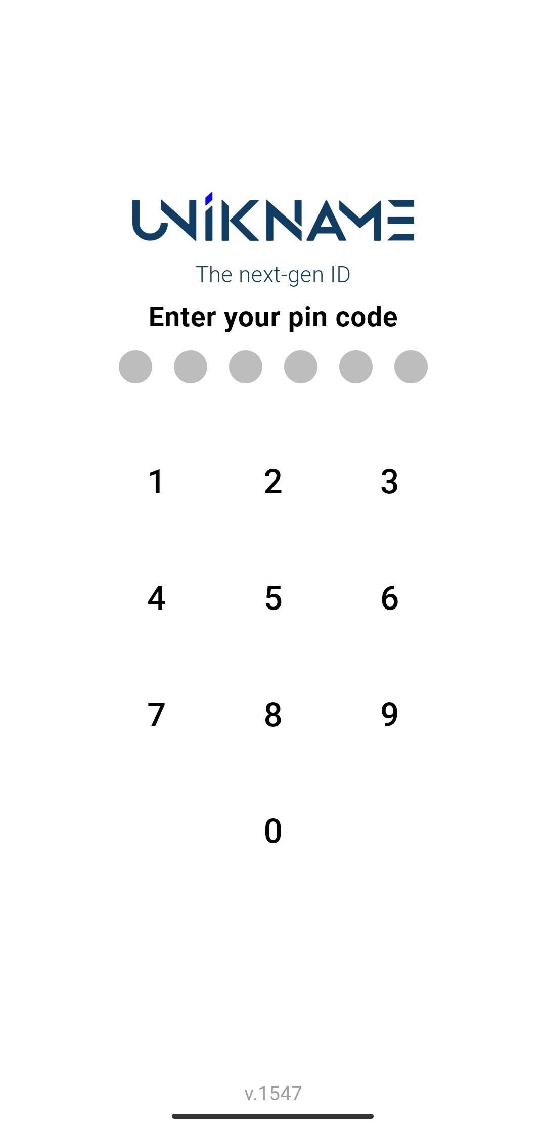 CreatePINCode