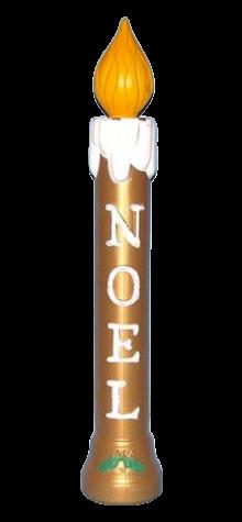 Noel Candle photo