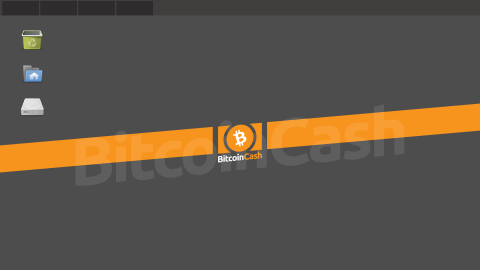 bitcoin-cash-simple-wallpaper