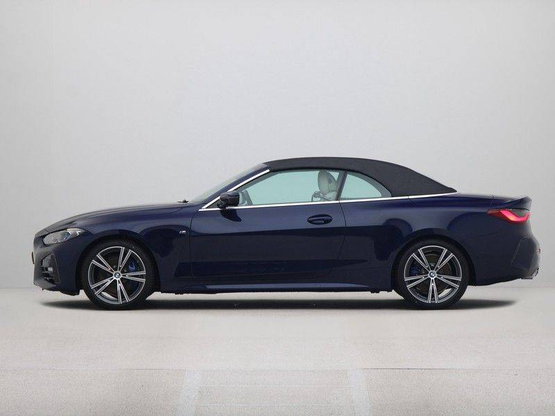 BMW 4 Serie Cabrio 420i High Executive M-Sport Automaat afbeelding 19
