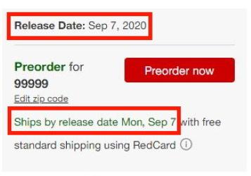 Uno Minimalista Target Preorder Release Date Info Zoom