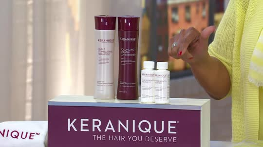 Keranique Volumizing Lifting Spray Reviews