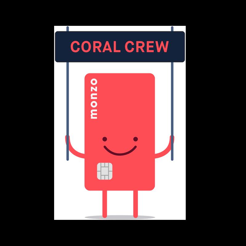 Coral Crew Logo