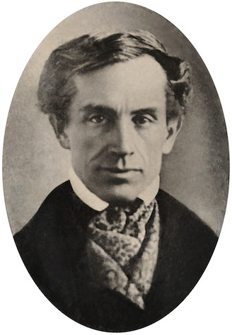 Picture of Samuel Morse, 1840