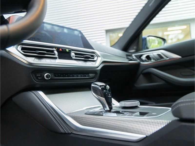 BMW 4 Serie Coupé M440i xDrive M-Sport - Head-up - Dak - Camera - DAB afbeelding 19