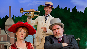 The Music Man at SBCC Publicity Photo