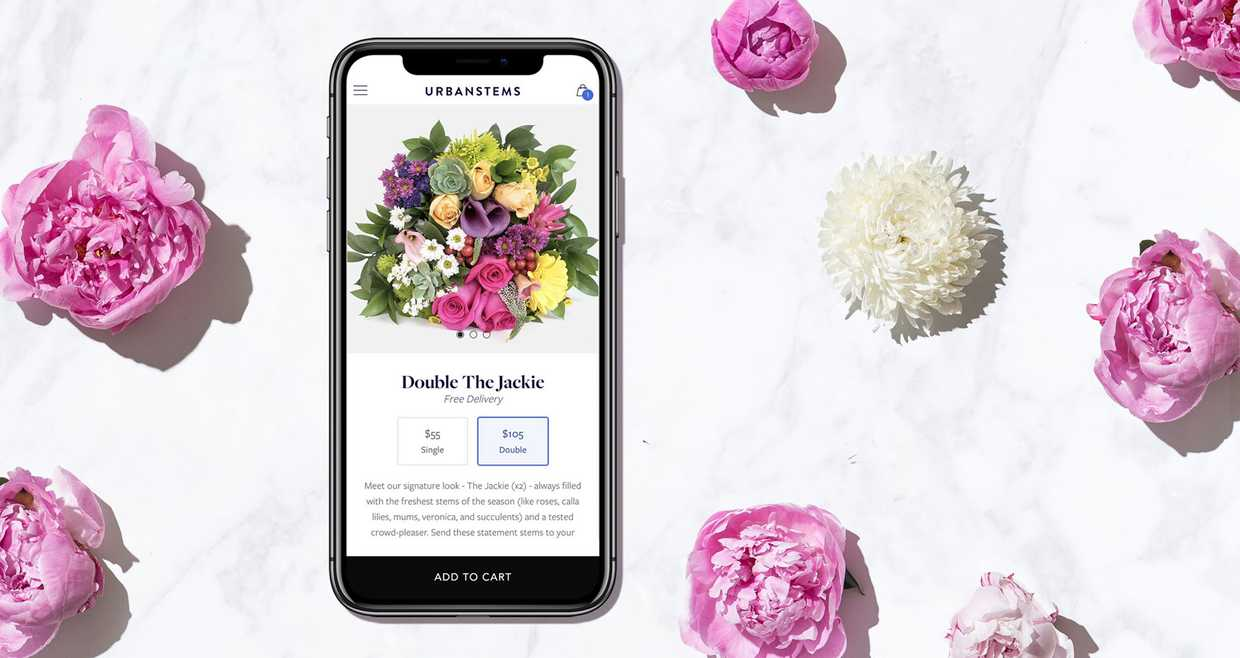 We created one of the most successful floral brands in the country by building an engaging, seamless checkout experience coupled with a custom operations platform.