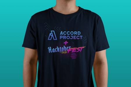 Accord Project swag you can get