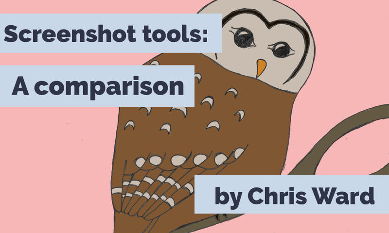 Tools to help generate screenshots for your documentation