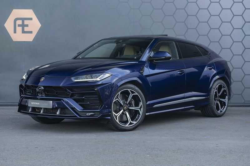 Lamborghini Urus 4.0 V8 + Full Option + Rear Seat Entertainment + Nightvision afbeelding 1