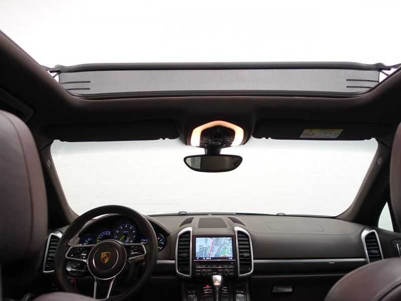 Porsche Cayenne 3.0 S E-Hybrid Sport Plus 334pk Panodak, Bose, Leer, Xenon, Navi, Full! afbeelding 5