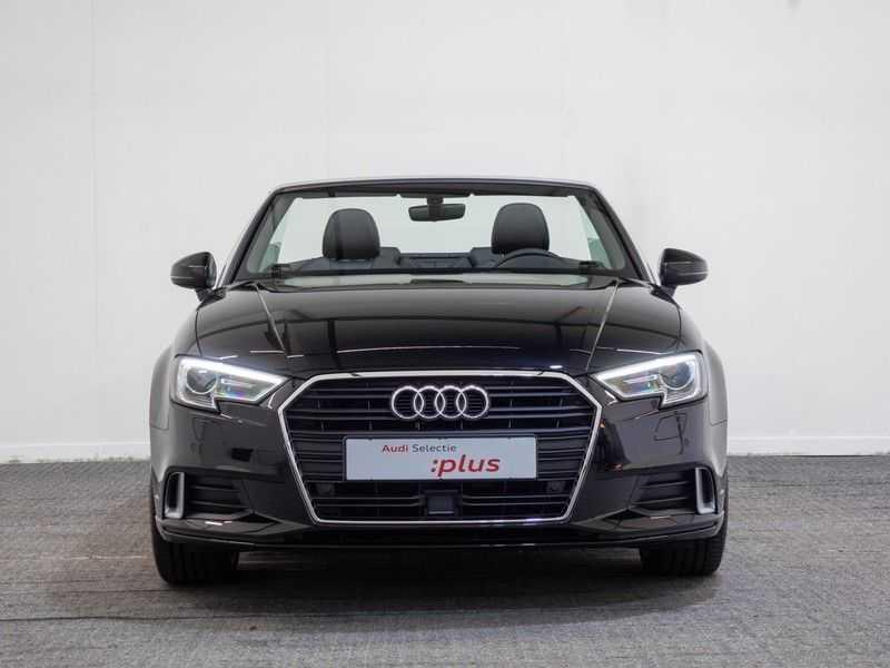 Audi A3 Cabriolet 35 TFSI CoD Sport | 150 pk | Automaat | Virtual Cockpit | Camera | Adaptieve Cruise | DAB | Leder Milano | Keyless-Entry | afbeelding 4