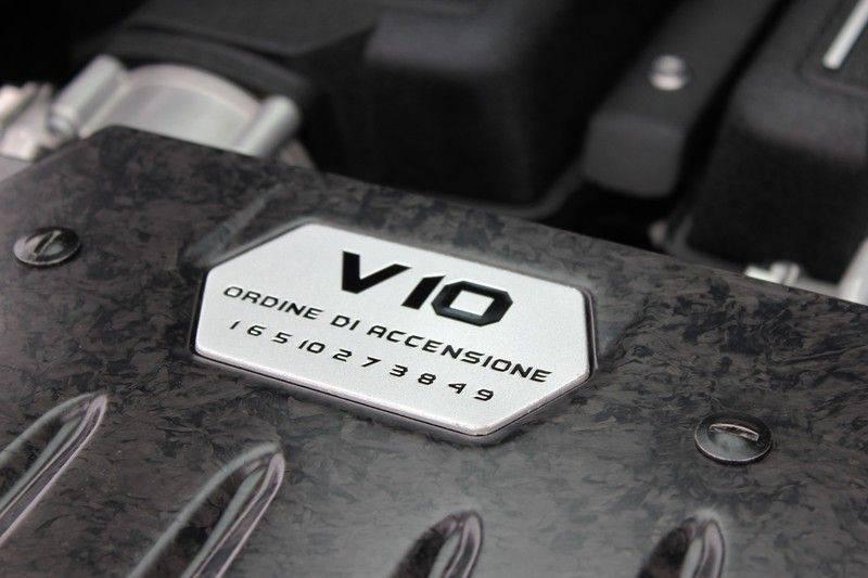 Lamborghini Huracan 5.2 V10 LP610-4 **Keramisch/Forged Carbon/Lift/Alcantara** afbeelding 21