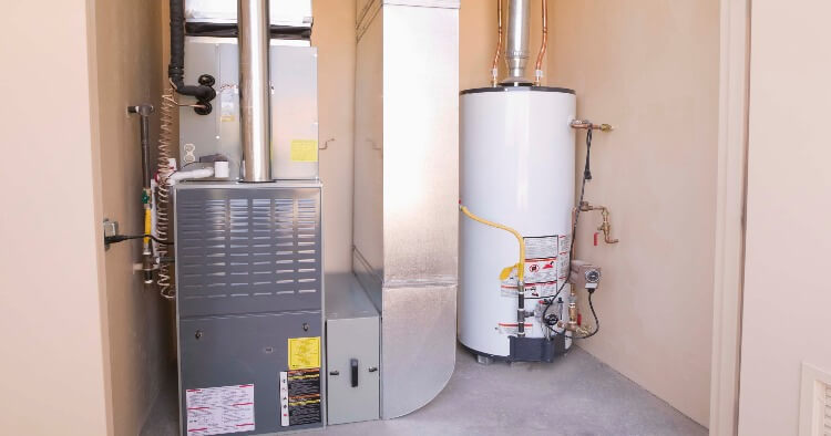 Propane and Oil Furnace