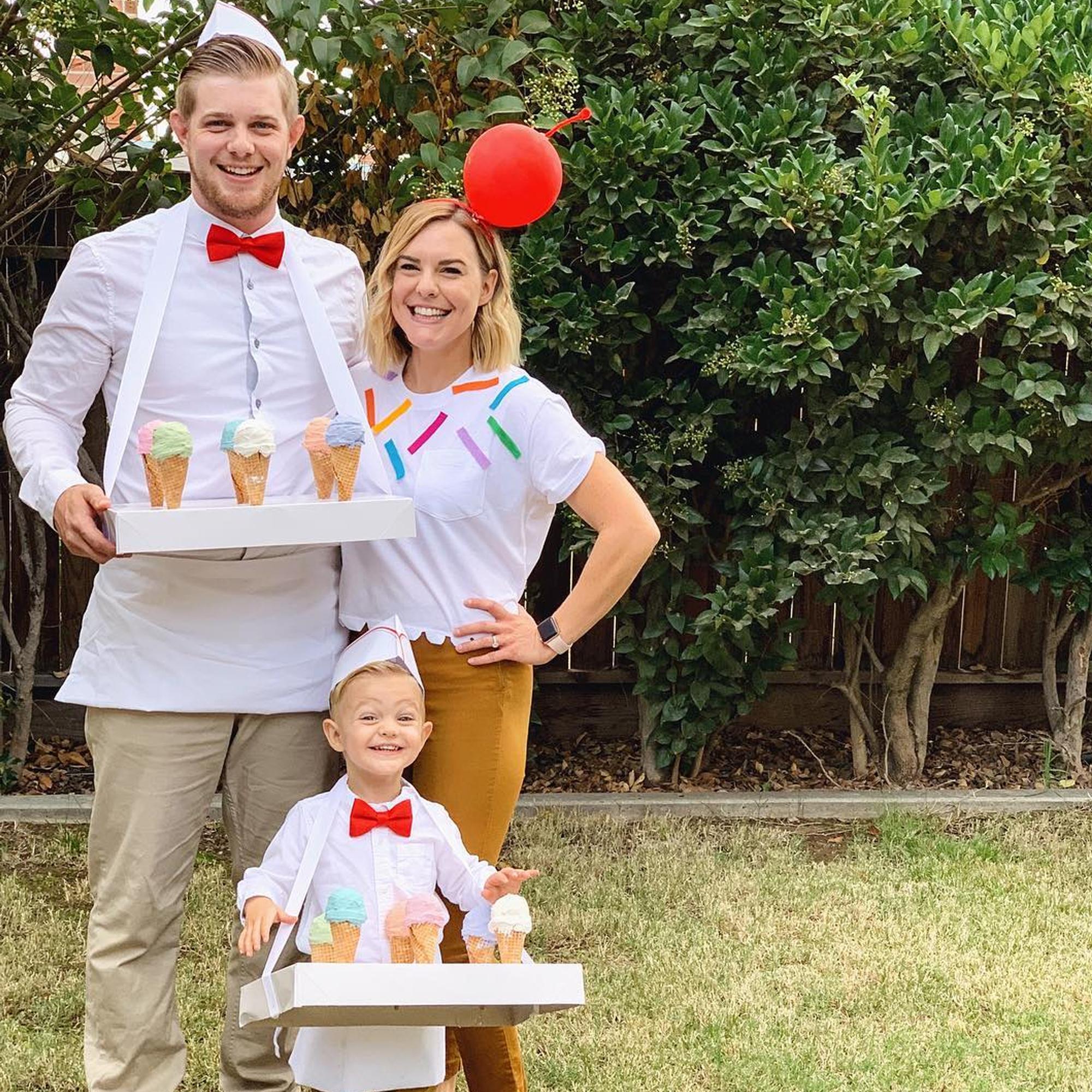 Jon Yetter Family Halloween Costume