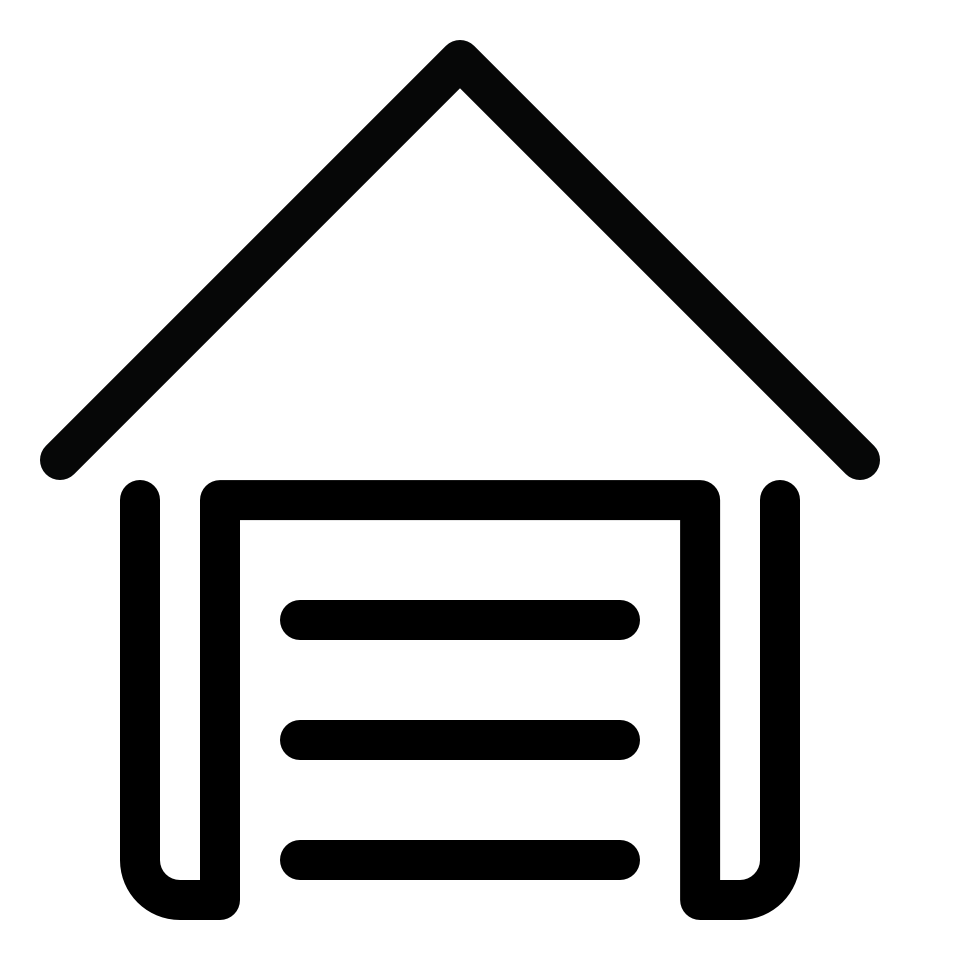 Building home garage