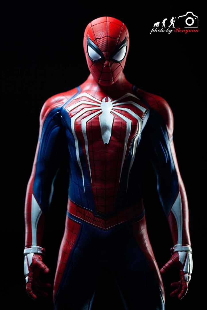 Hot Toys VGM Spider-Man Collections