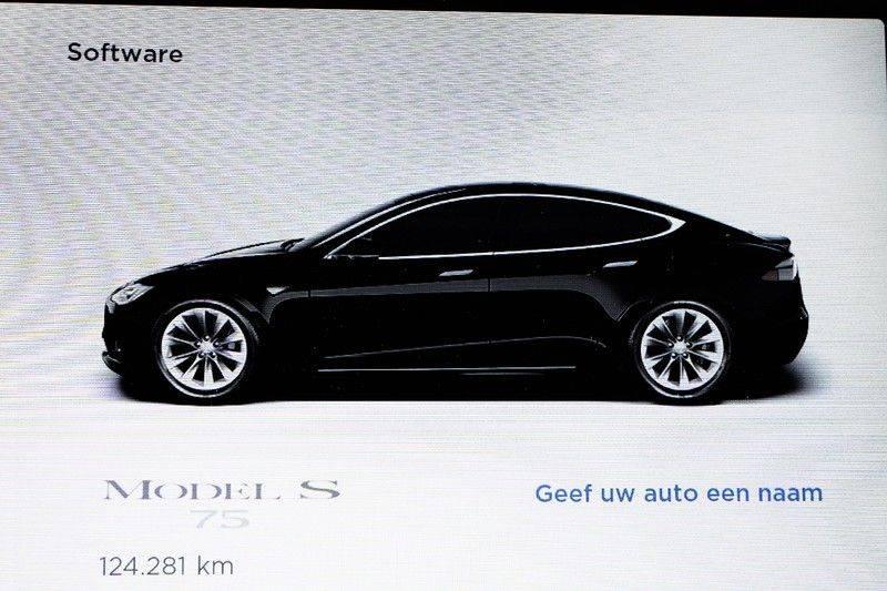 Tesla Model S 75 Autopilot Free Charging Navi Leer Camera afbeelding 23