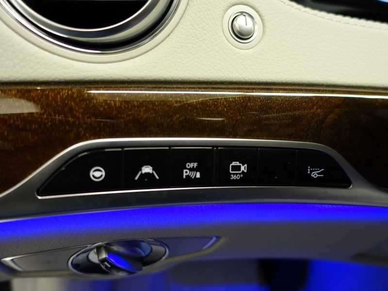 Mercedes-Benz S-Klasse 500 PLUG-IN HYBRID Lang 334pk AMG Ed Aut Pano, Head-up, Full options afbeelding 2