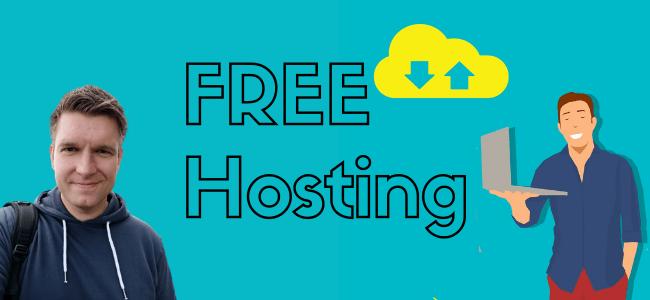 Free Hosting - Landing Pages - Affiliate Marketing