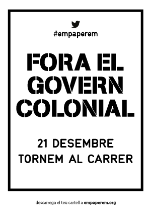 Fora Govern Colonial