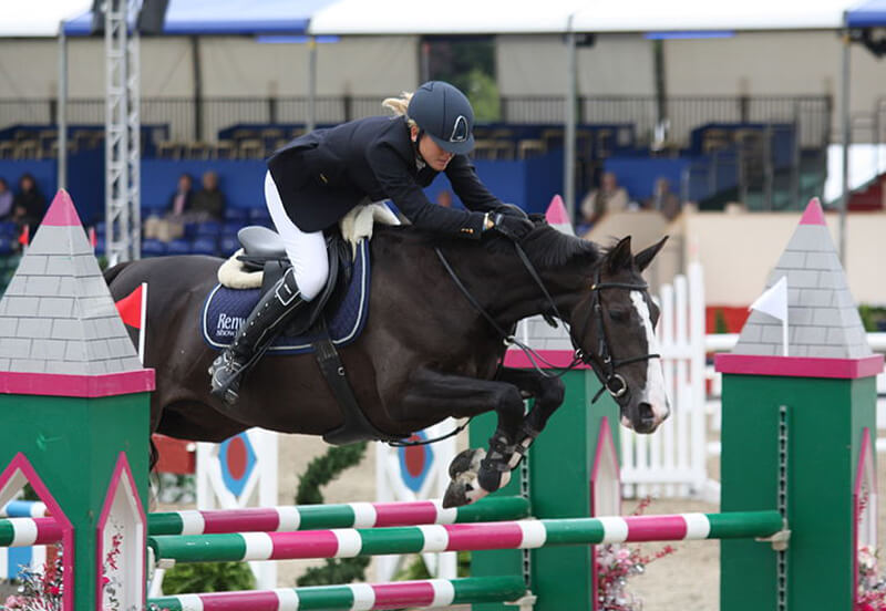 From parenting to producing world-class horses; an interview with Laura Renwick