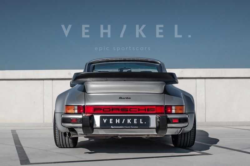 Porsche 911 930 3.3 Turbo Coupé // uitzonderlijk mooie staat // afbeelding 5