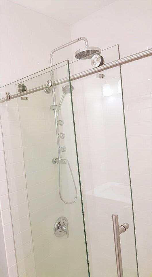 Potwin Construction bathroom remodel 1