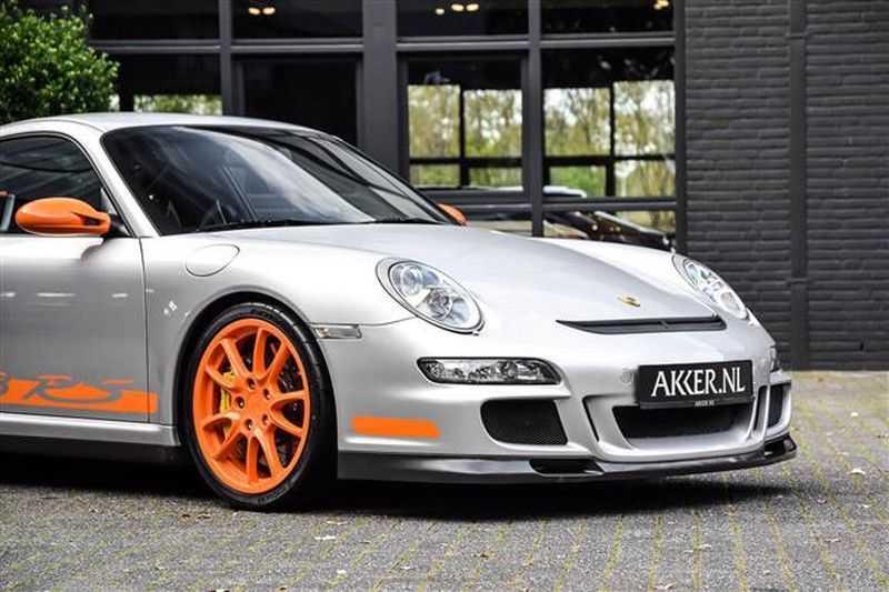 Porsche 911 GT3 RS CARBON SCHAALSTOELEN+ROLKOOI afbeelding 17