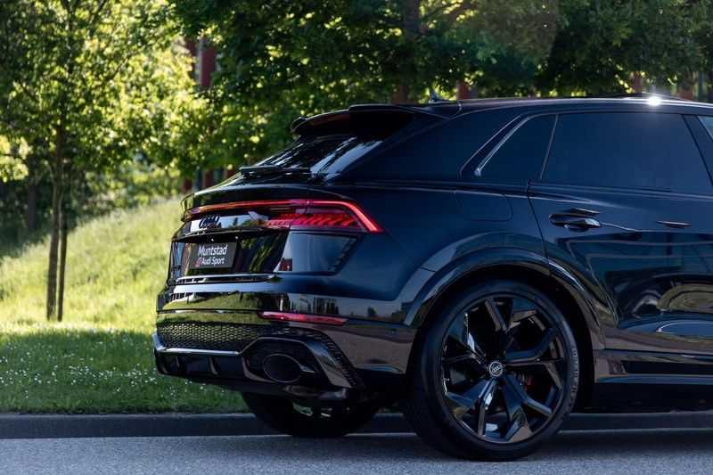 Audi RSQ8 4.0 TFSI RS Q8 quattro RS Dynamic+ designpakket   Carbon Package   360 camera   B&O Advanced   Pano   Beschikbaar vanaf Augustus 2021!! afbeelding 10