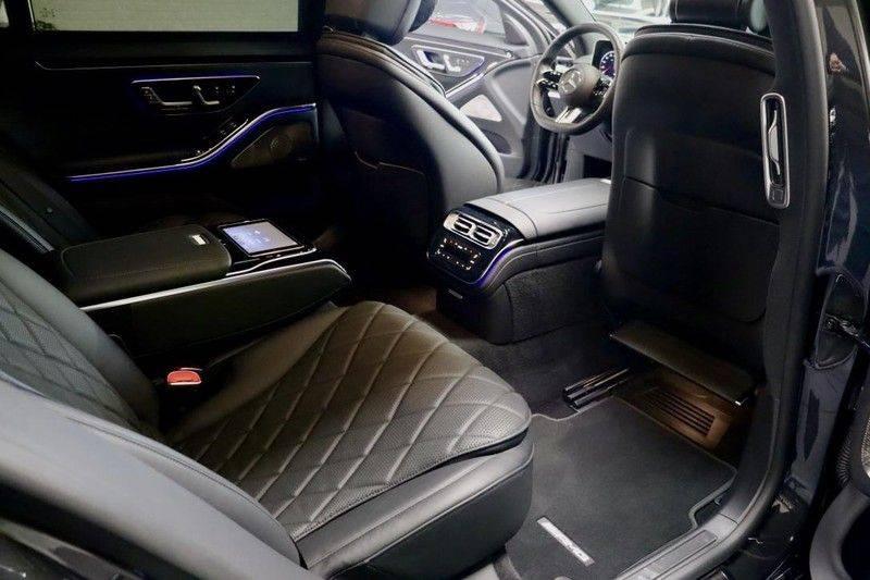Mercedes-Benz S-Klasse 350d 4Matic Lang AMG Line  VOL Meedraaien as  afbeelding 19