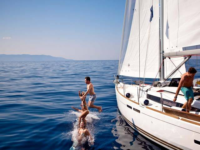 A Voyage Sailing Croatia