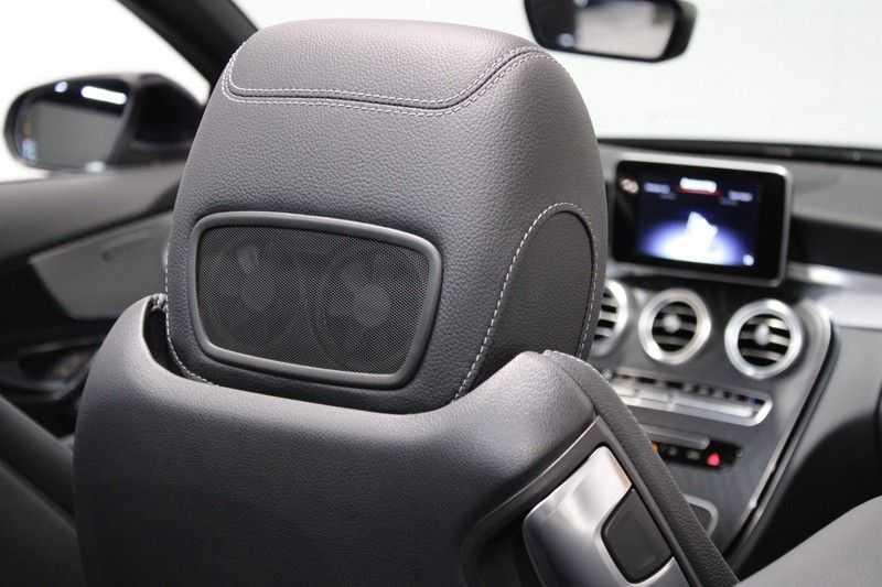 Mercedes-Benz C-Klasse Cabrio 180 Edition 1 AMG styling aut. afbeelding 16