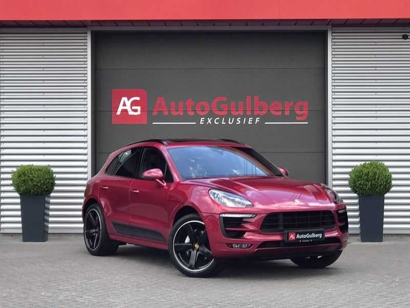 Porsche Macan 3.0 D S 258PK, Sportchrono, Sport/design, Pano, 18 Way, Bose, Luchtvering, Sportuitlaat, PDLS, LMV'21 afbeelding 1