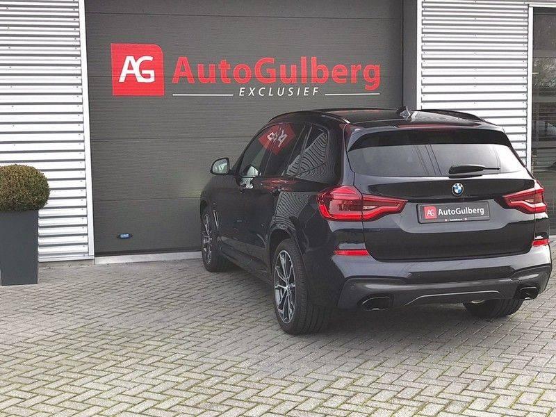 BMW X3 M40i VERKOCHT X-Drive M-Sport, 360PK, Pano, Head-Up, Keyless, Camera, Navi, Leder, 20INCH BTW! afbeelding 5
