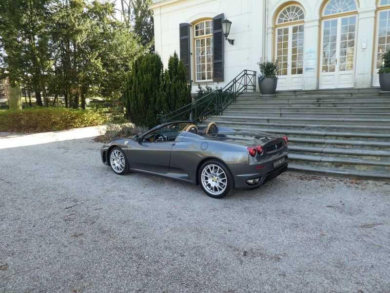 Ferrari F430 4.3 V8 Spider F1, org. NL-auto afbeelding 17