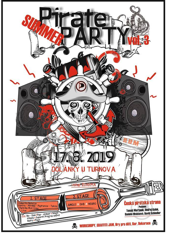SuMMeR PiRatEs PaRty VoL 3