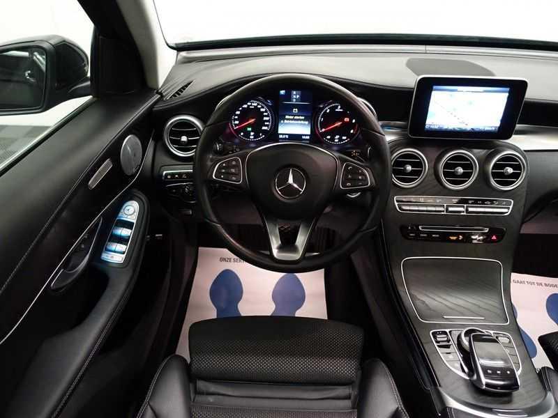 Mercedes-Benz GLC 250D 4MATIC Prestige AMG Ed Aut- Pano, Burmester, Leer, Camera, Full! afbeelding 9
