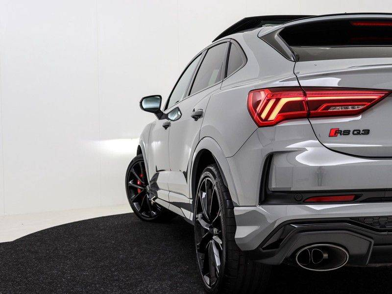 Audi Q3 Sportback TFSI RS 400 pk Pano.Dak   360 Camera   Carbon   Adapt. Cruise   Alcantara Sportstuur   Garantie tot 2026*   afbeelding 18