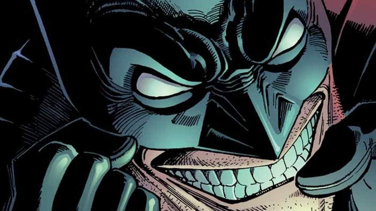 Batman perde o controle em capa da HQ Batman : Veneno