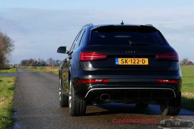 Audi Q3 2.5 TFSI RS QUATTRO afbeelding 15