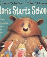 Boris starts school by Carrie Weston