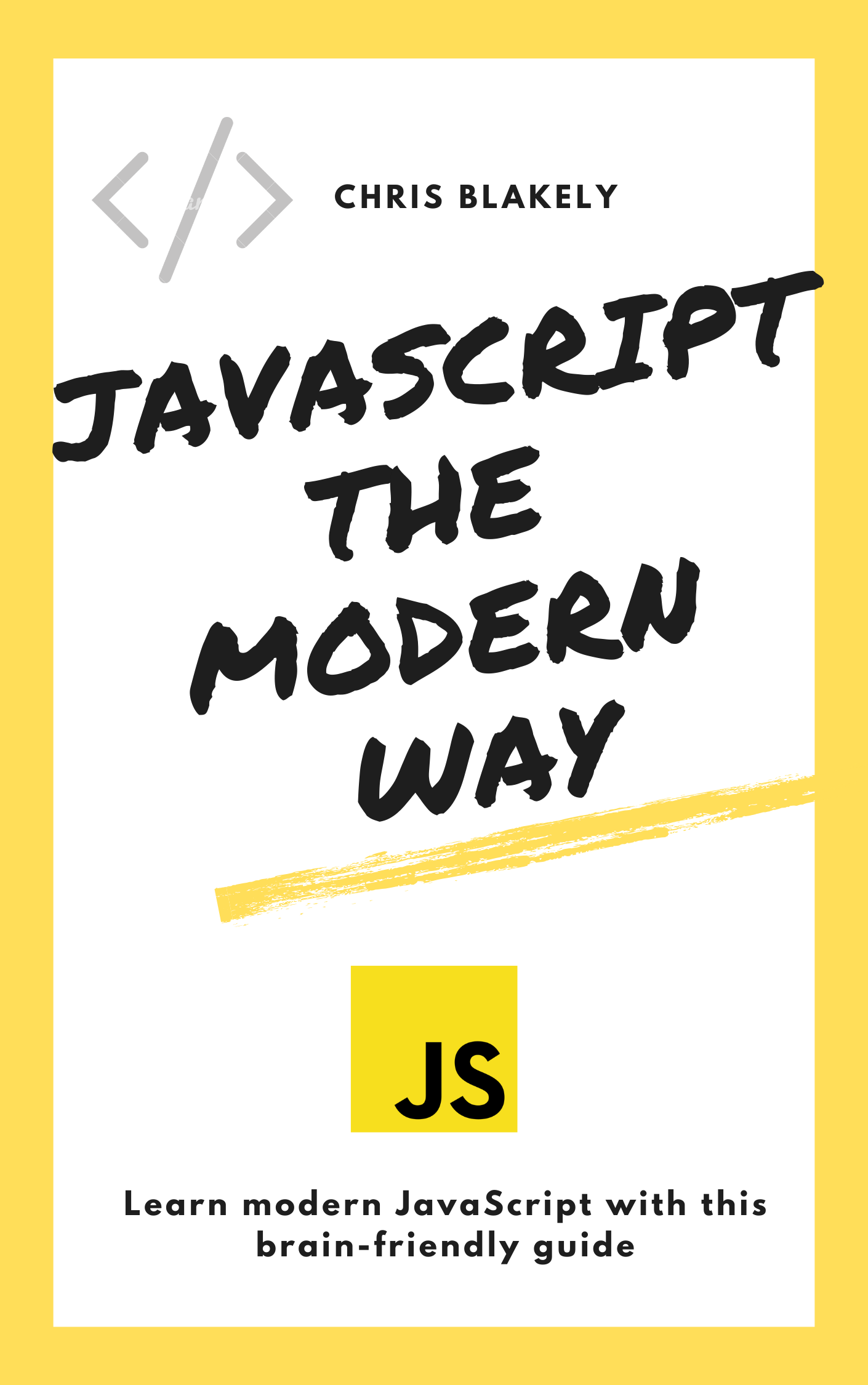 javascript the modern way ebook