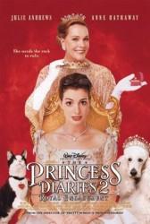cover The Princess Diaries 2: Royal Engagement