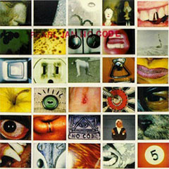Pearl Jam No Code album cover