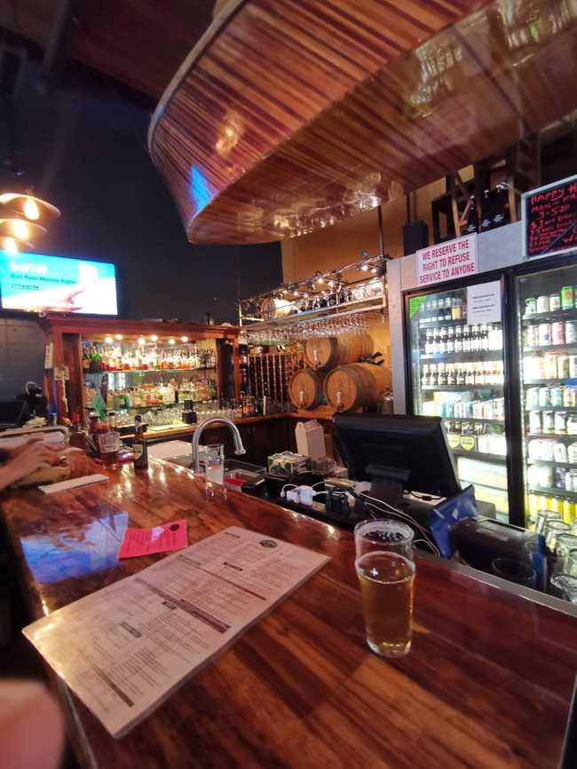 Bar de Newport
