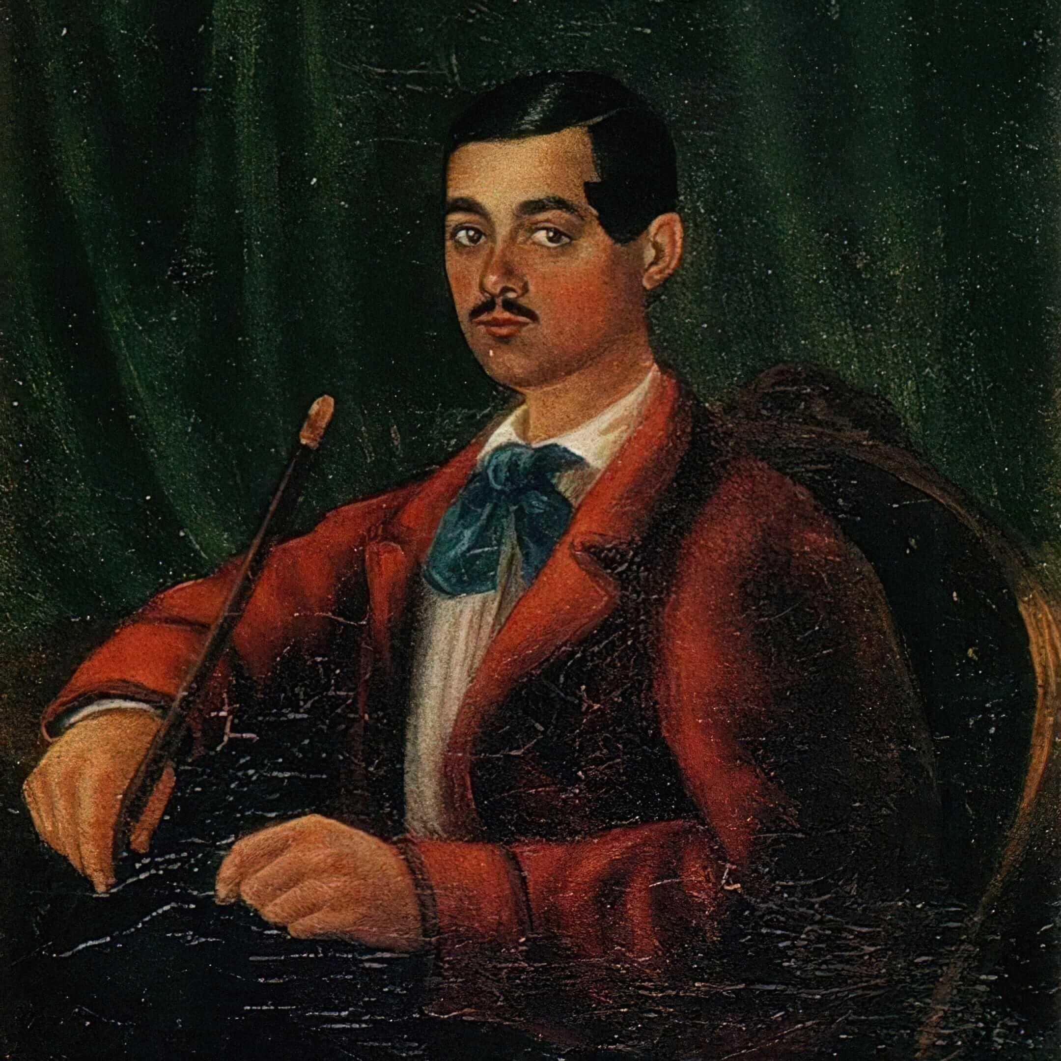 Александр Бестужев-Марлинский. Источник: wikipedia.org
