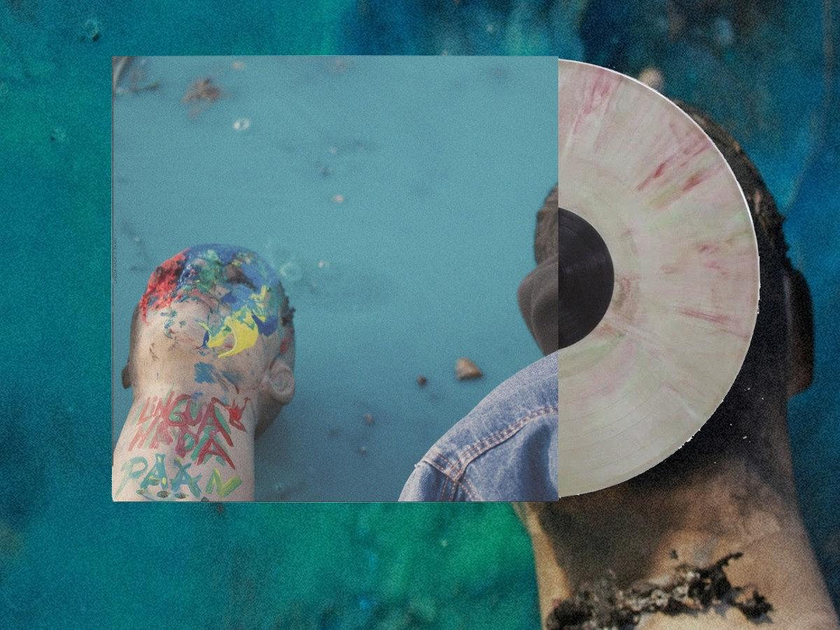 Split LP w/Paan
