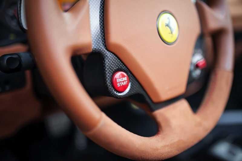 Ferrari F430 4.3 V8 Scuderia Spider 16M afbeelding 5