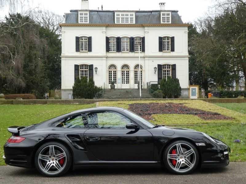 Porsche 911 3.6 Turbo afbeelding 20